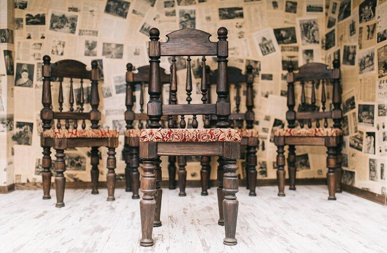 3 Фото квест комнаты 12 стульев в городе Киев