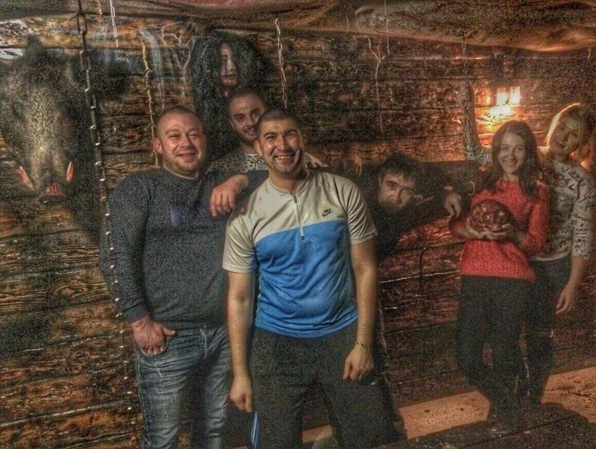 2 Фото квест комнаты Поворот не туда в городе Николаев
