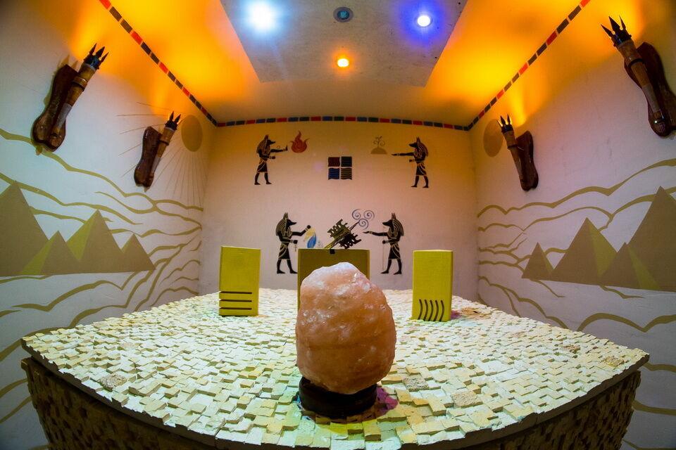 Фото квест кімнати П`ятий елемент в місті Запоріжжя