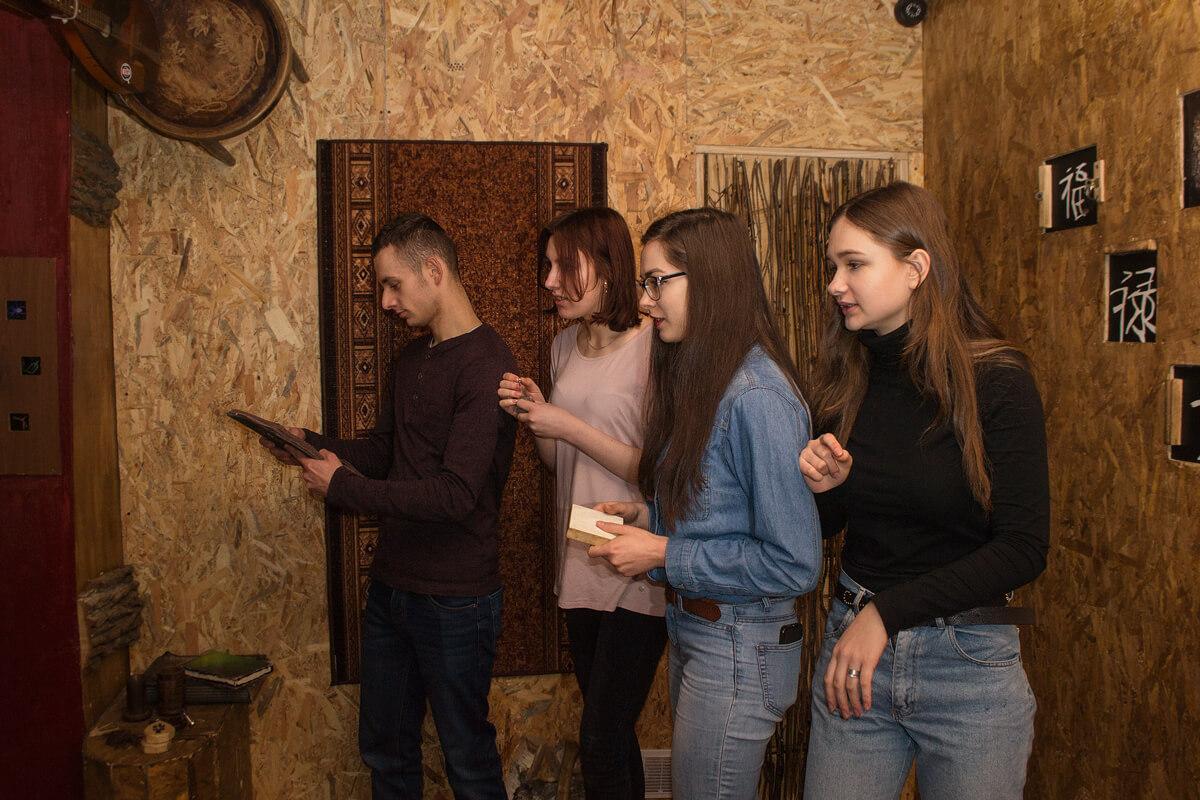 1 Фото квест комнаты Легенда Мольфара в городе Ровно