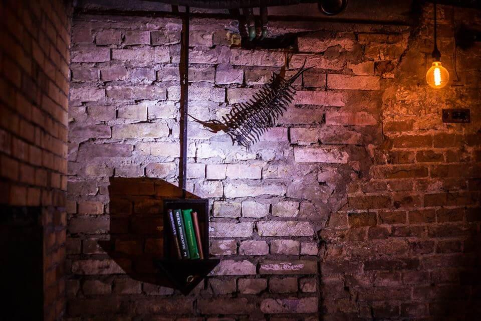 2 Фото квест комнаты Подвал маньяка 2.0 в городе Киев