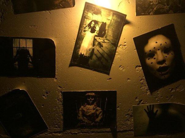 3 Фото квест комнаты Хижина Маньяка в городе Днепр