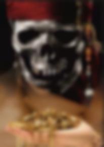 Картинка квест комнаты Проклятие черной жемчужины в городе Кривой Рог