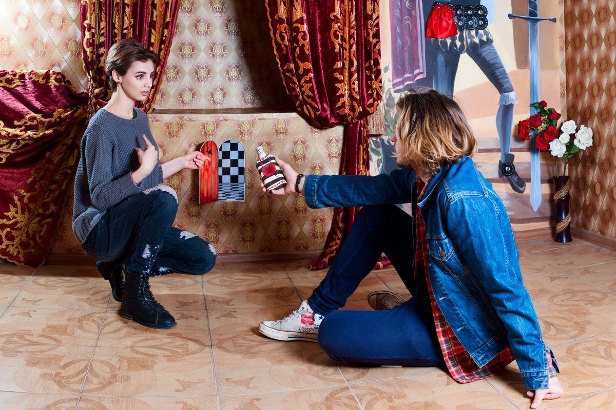 1 Фото квест кімнати Аліса в країні чудес в місті Одеса