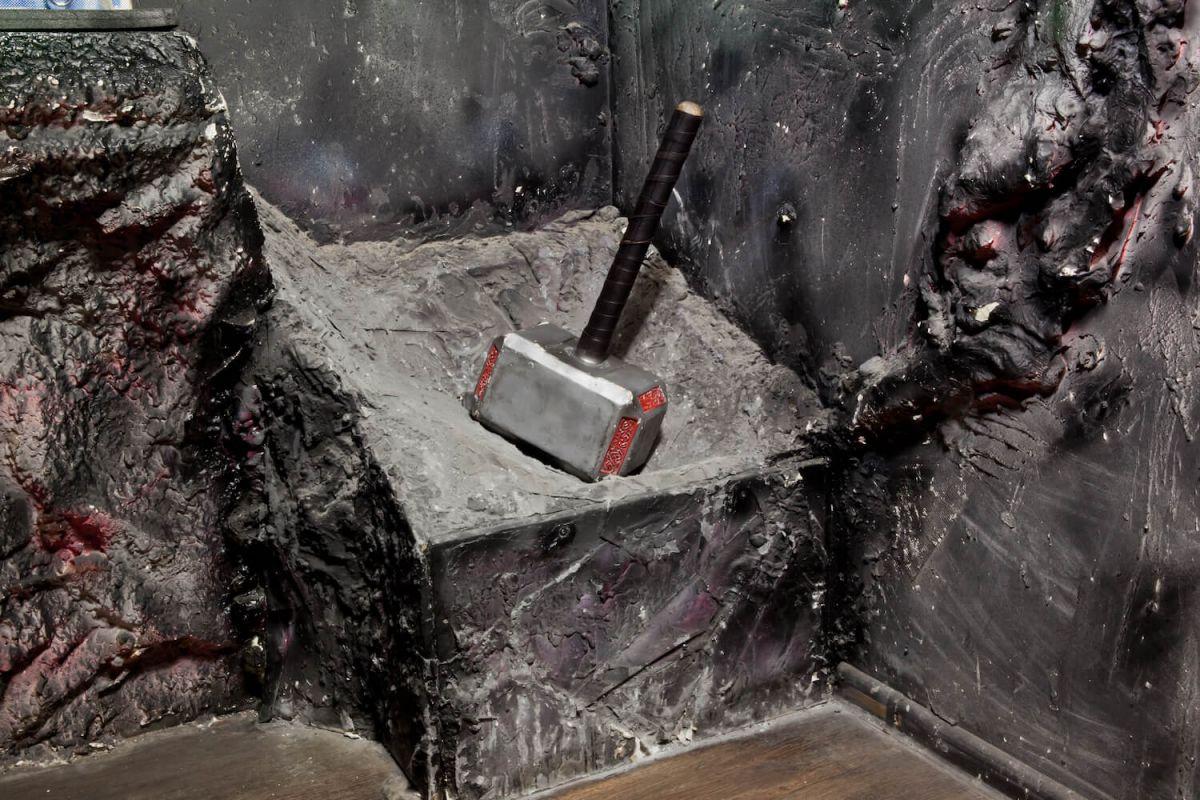 2 Фото квест кімнати Месники в місті Київ