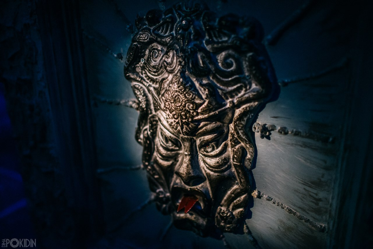Фото квест комнаты Ночной кошмар в городе Днепр
