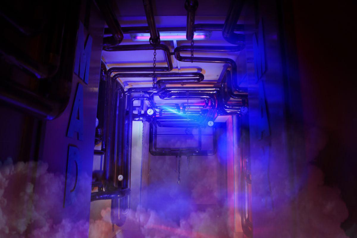 3 Фото квест комнаты Mad Max в городе Киев
