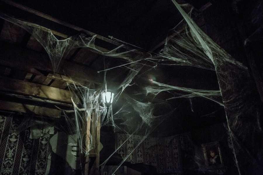 1 Фото квест кімнати Слої страху в місті Запоріжжя