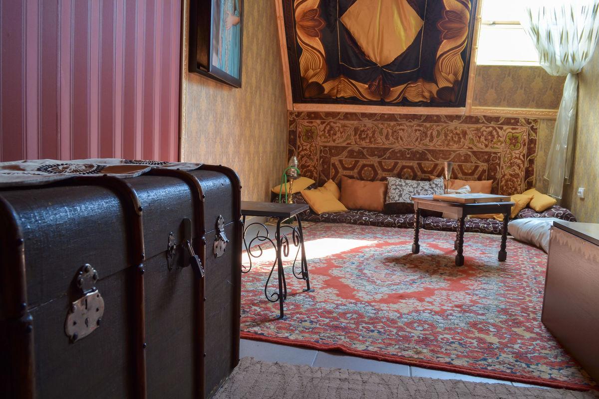 Картинка квест комнаты Интриги гарема в городе Ивано-Франковск
