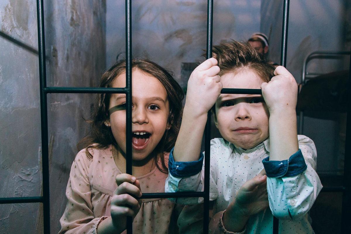 Картинка квест кімнати В'язниця в городе Київ