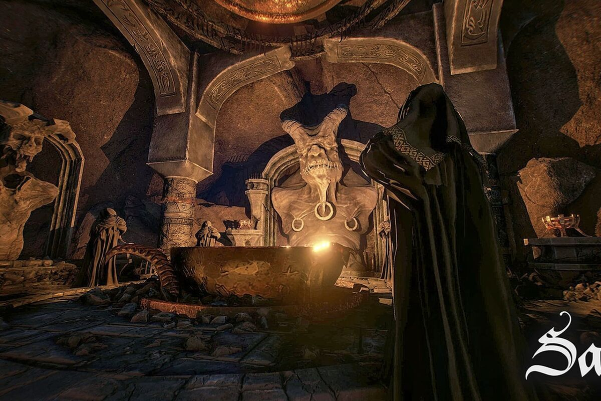 Фото квест комнаты Sanctum (Святилище) в городе Одесса