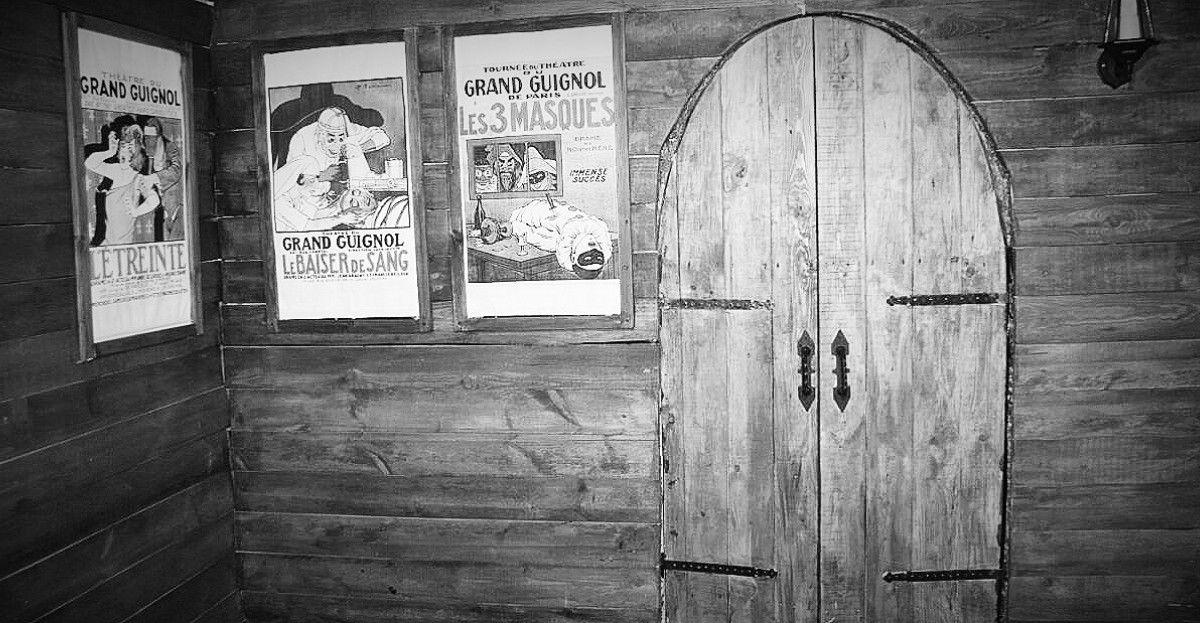 3 Фото квест комнаты Grand Guignol (Гран-Гиньоль) в городе Одесса