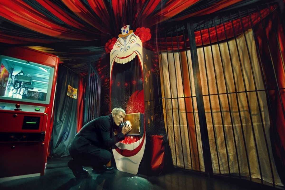 Картинка квест кімнати Секрети цирку в городе Хмельницький