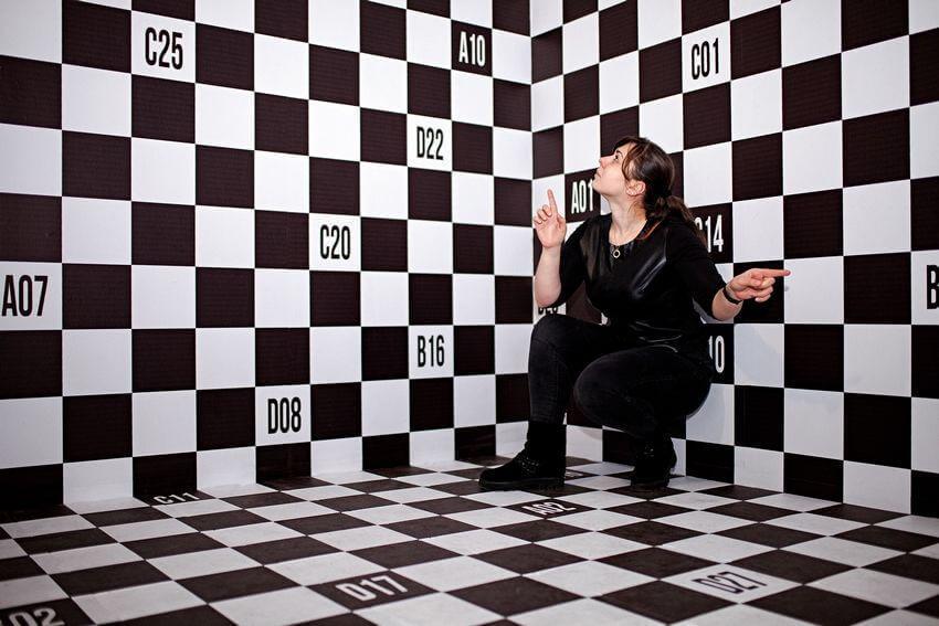 3 Фото квест комнаты Люди Х в городе Киев