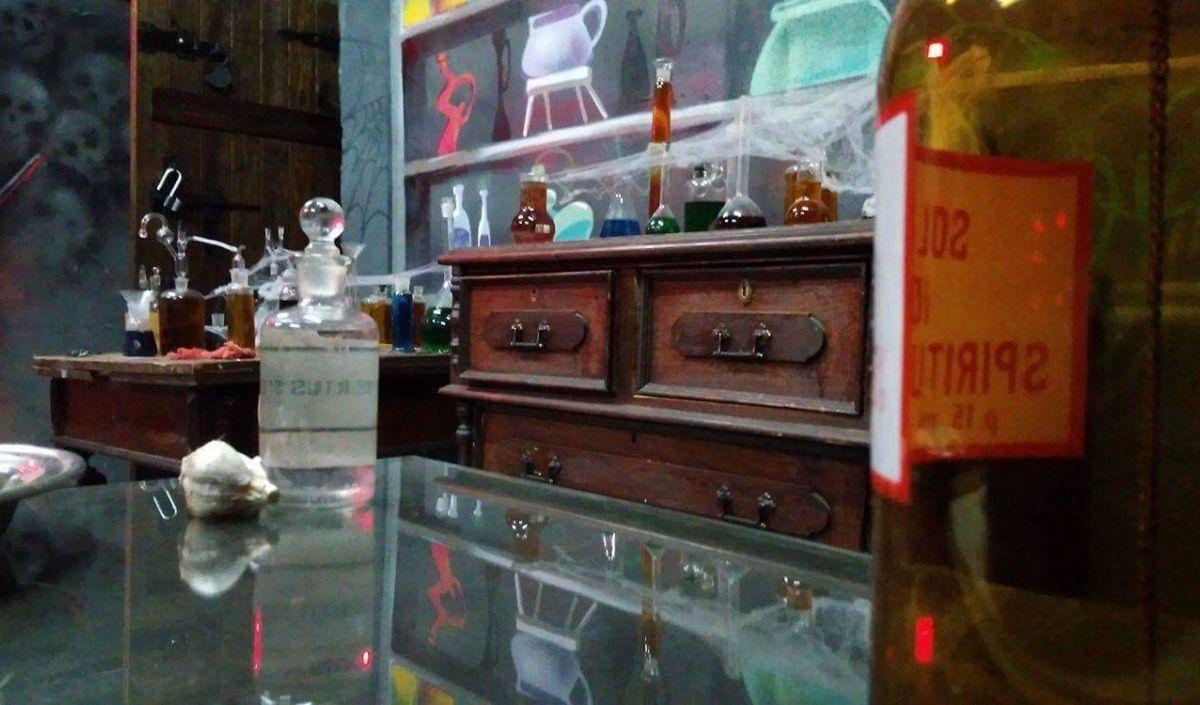 2 Фото квест комнаты Чумной доктор в городе Одесса