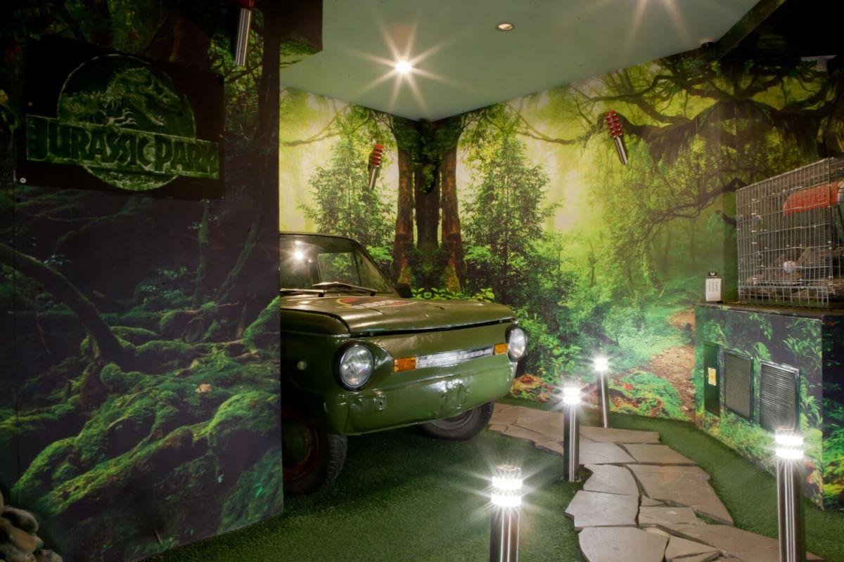 1 Фото квест комнаты Парк Юрского периода в городе Киев