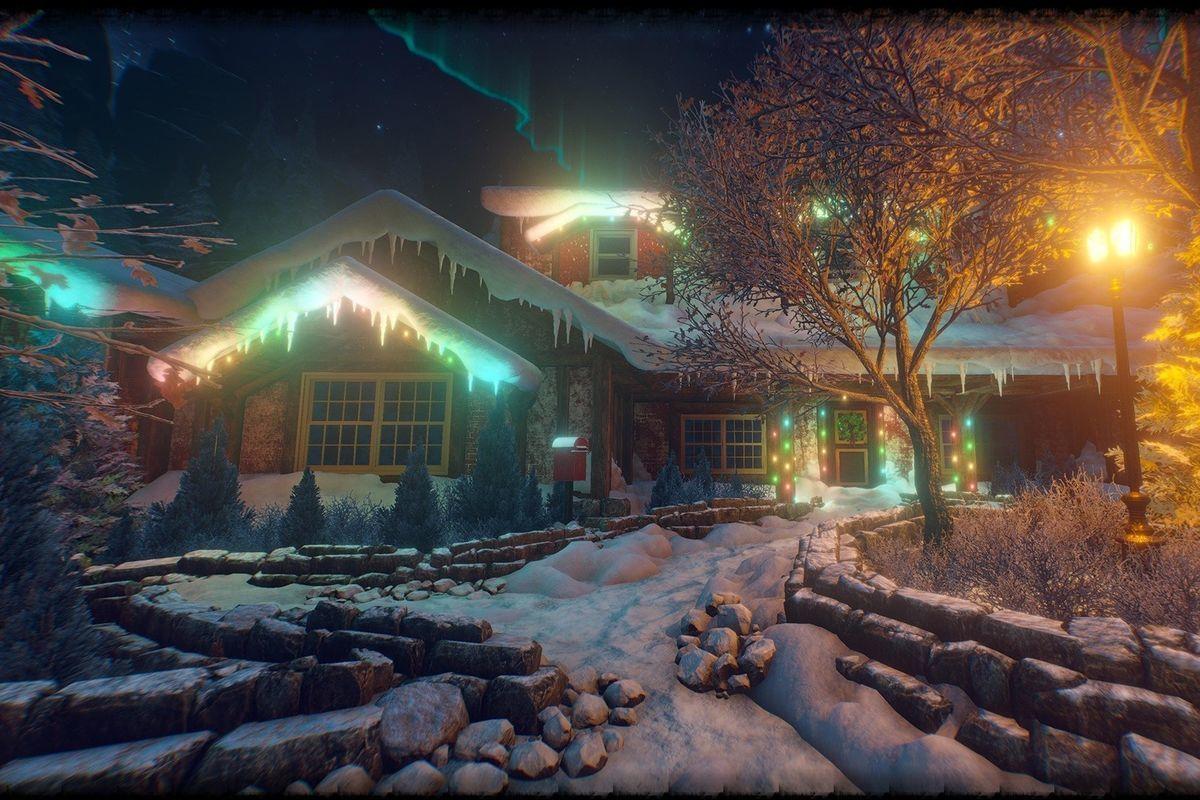 Фото квест комнаты CHRISTMAS в городе Киев