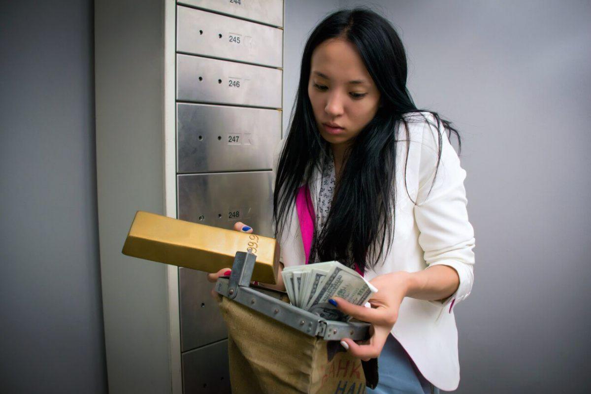 1 Фото квест комнаты Ограбление банка в городе Днепр
