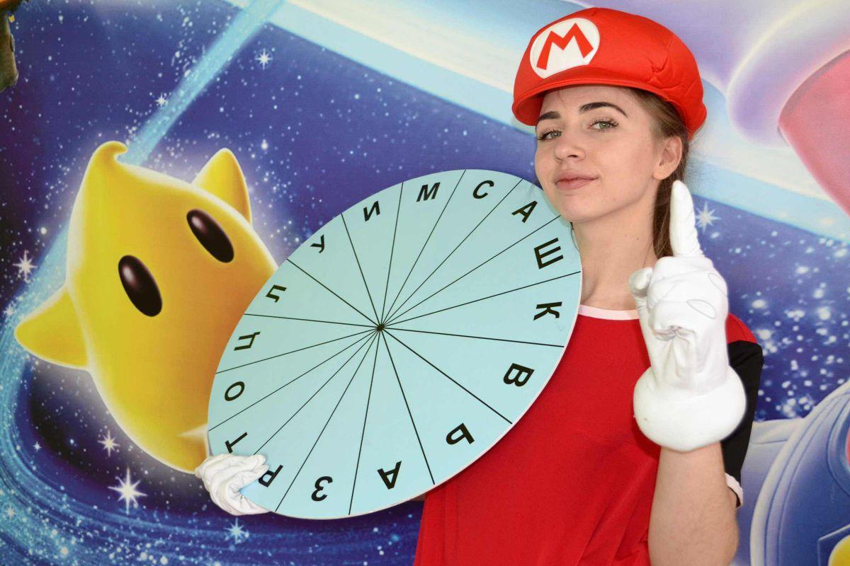 2 Фото квест комнаты Загадки Марио в городе Днепр