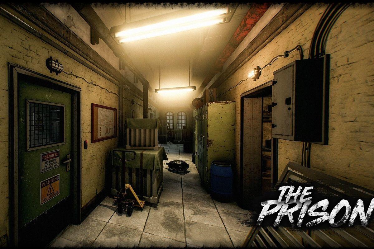 Картинка квест комнаты THE PRISON в городе Киев