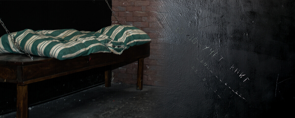 3 Фото квест кімнати Втеча з Шоушенка в місті Харків