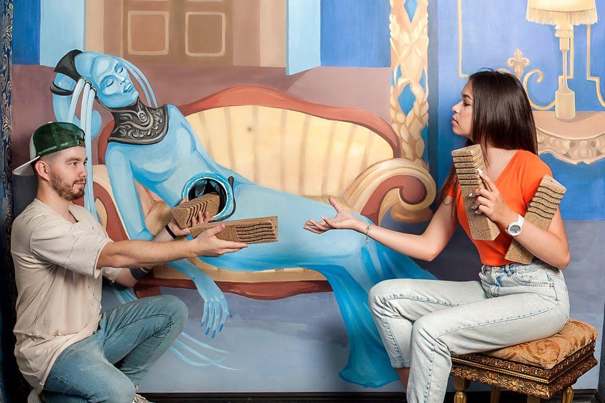 1 Фото квест комнаты Пятый элемент в городе Одесса
