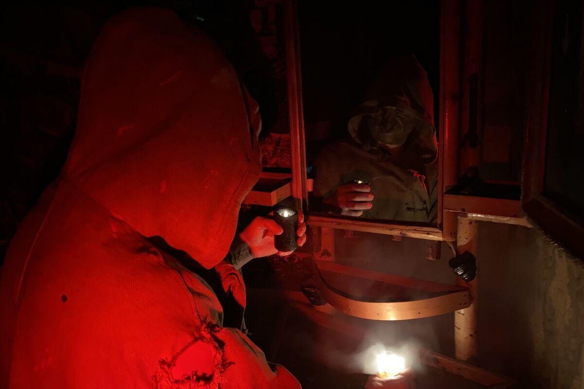 Фото квест комнаты Пропавшие без вести в городе Киев