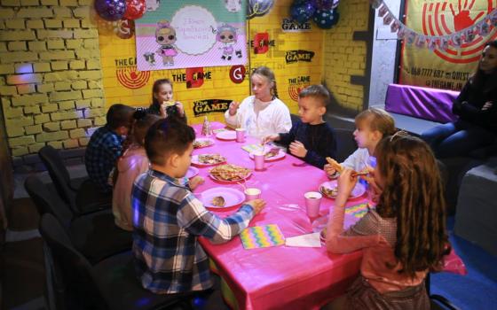 1 Фото квест кімнати Кімната на день народження в місті Запоріжжя