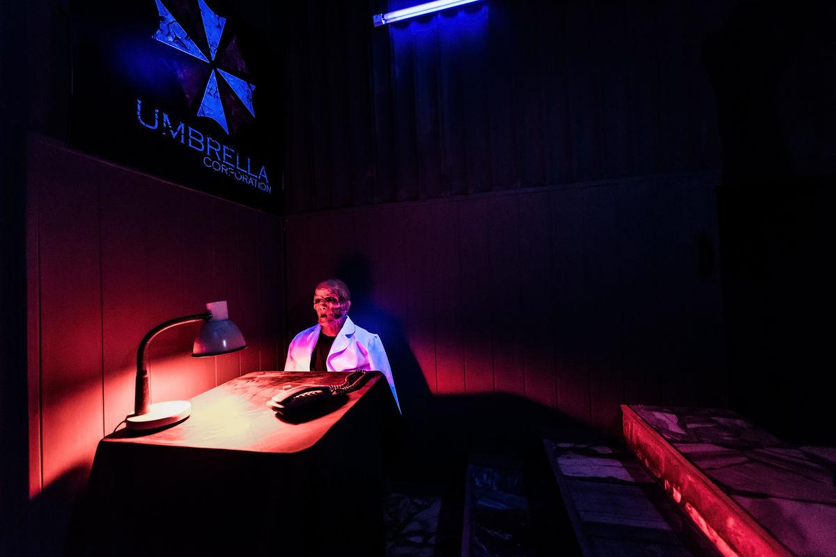 1 Фото квест комнаты Карантин: вирус зомби в городе Киев