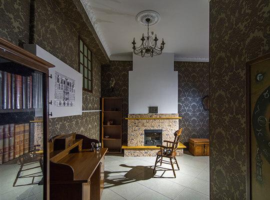 Фото квест кімнати Алхімік в місті Харків