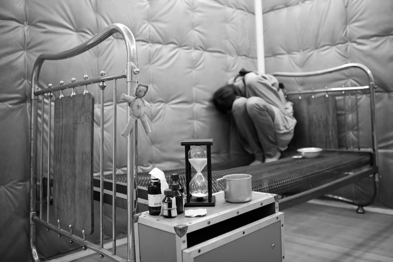 1 Фото квест кімнати Палата №6 в місті Київ