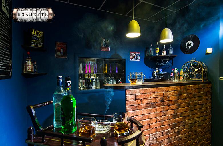 Фото квест кімнати Підпільна Імперія в місті Київ
