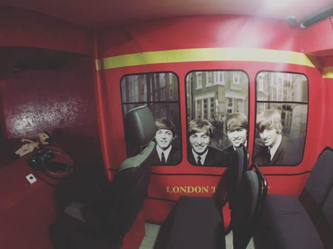 2 Фото квест комнаты Спасение Лондона в городе Днепр