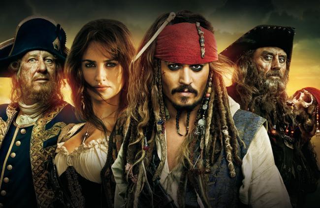 Картинка квест кімнати Пірати Карибського моря в городе Запоріжжя