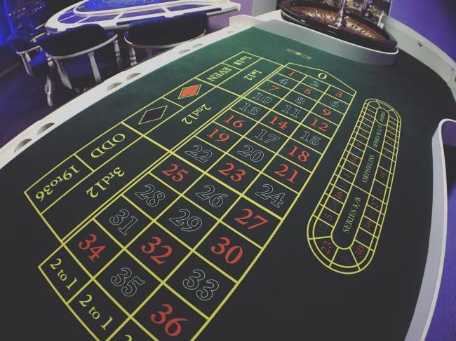 Картинка квест комнаты Ограбление казино в городе Днепр