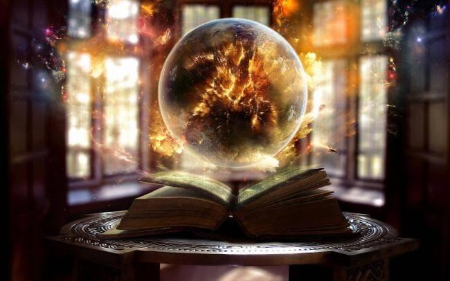 Картинка квест комнаты Школа Магии в городе Черкассы