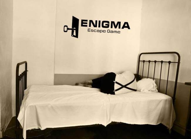 Картинка квест комнаты Побег с психбольницы в городе Львов