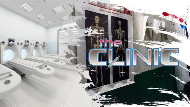 Картинка квест комнаты The Clinic в городе Киев