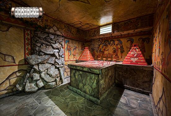 Картинка квест кімнати Майя: кінець епохи в городе Київ