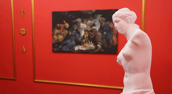 Картинка квест кімнати Пограбування музею в городе Харків