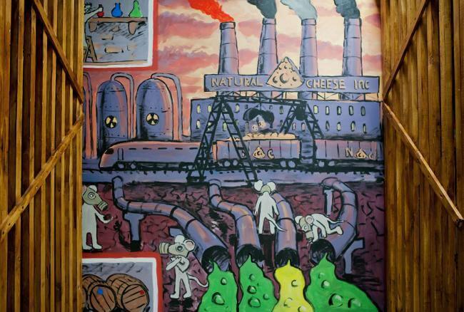 Картинка квест кімнати Мишоловка в городе Київ