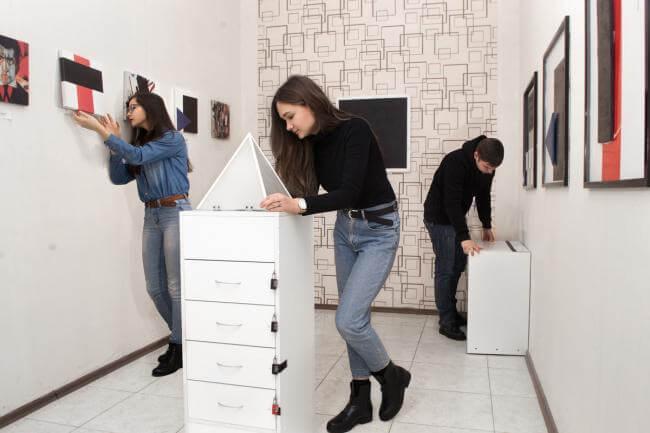 Фото квест комнаты Секрет Малевича в городе Ровно