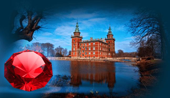Картинка квест комнаты Тайна кровавого рубина в городе Харьков