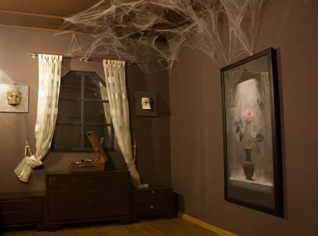 Картинка квест кімнати Гостьовий будинок привида в городе Київ