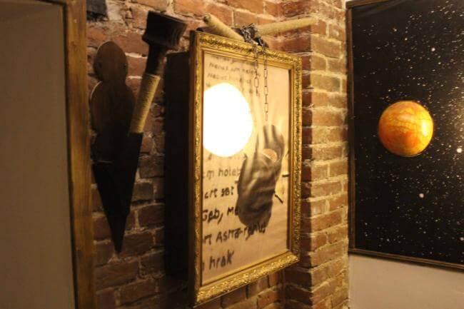 Картинка квест комнаты Мумия в городе Львов