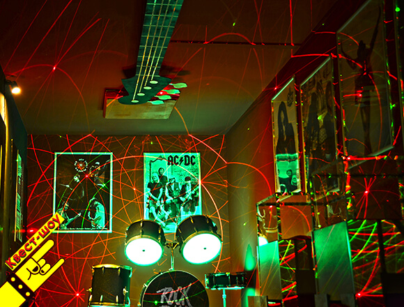 Картинка квест кімнати Зал слави Rock'n'Roll в городе Київ