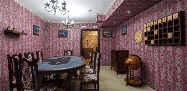 Картинка квест комнаты Убийство в замке Сент-Марбель в городе Киев
