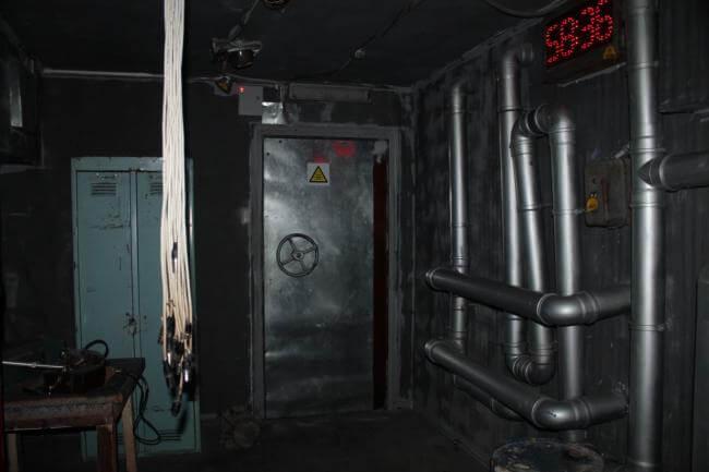 Картинка квест кімнати Покинутий бункер в городе Запоріжжя