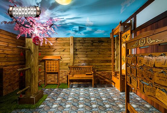Картинка квест кімнати Шлях самураю в городе Київ