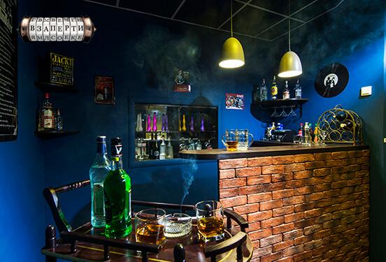 Картинка квест кімнати Підпільна Імперія в городе Київ